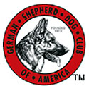 German Shepherd Dog Club of America